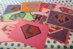 Superhero Place Mats