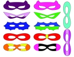 Masks Templates
