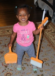 Quinn ready to do some sweeping