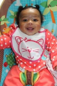 Quinn at Five Months