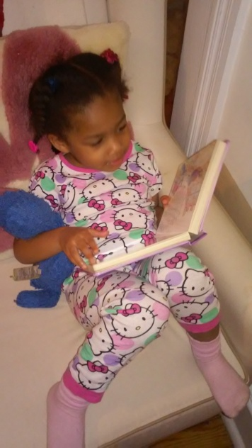 Reading Before Bedtime