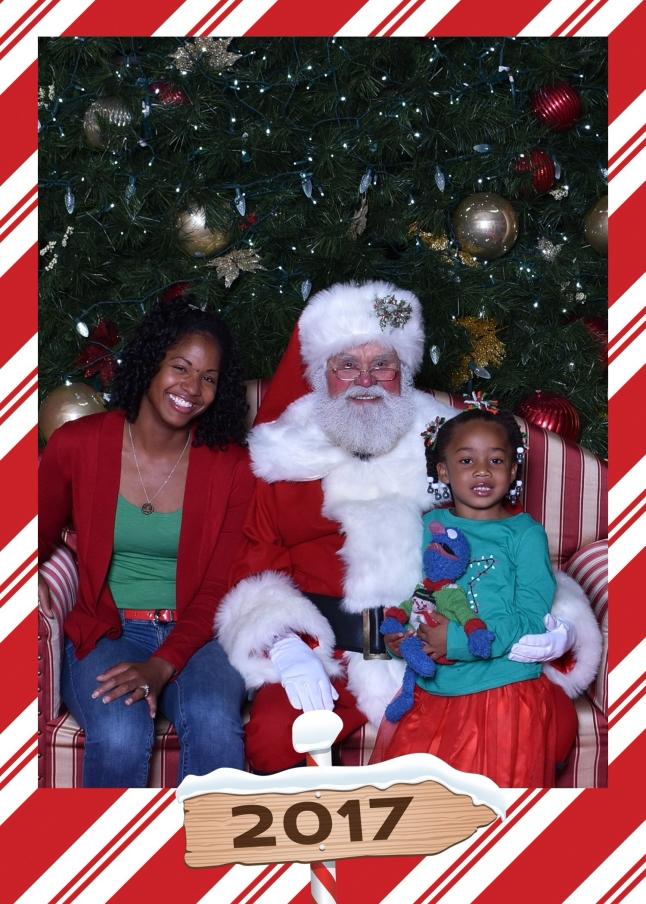 Santa and Quinn 2017 3
