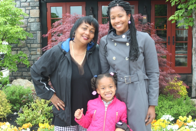My Mom, My Daughter and Me