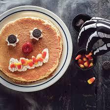 Scary Pancake